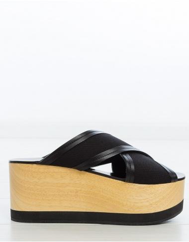 calzado ZERRY - Sandalia plataforma ISABEL MARANT