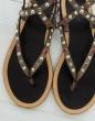 calzado AUDRIO - Sandalia tiras tachuelas ISABEL MARANT