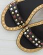 calzado JAERYN - Sandalia tachón tachuelas ISABEL MARANT
