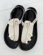 calzado LEAKEY - Sandalia volante suela anatómica - ecru ISABEL MARANT