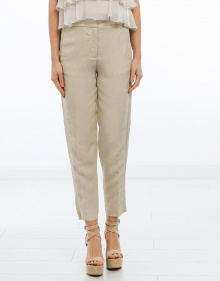 Linen pants TWIN-SET