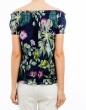 tops-y-camisas Top estampado TWIN-SET