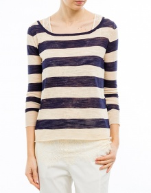 Striped sweater TWIN-SET