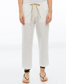 Poplin trousers MASSCOB