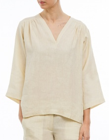 Blusa ml pico lino MASSCOB