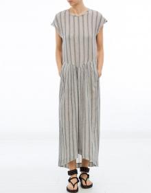 Vestido túnica rayitas MASSCOB