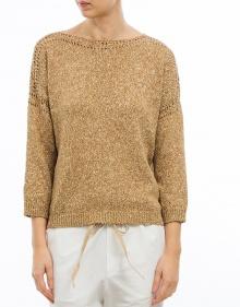 Rustic cotton sweater MASSCOB