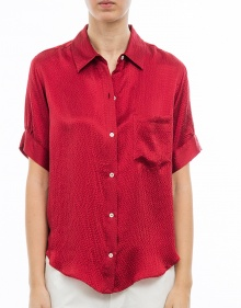 Silk shirt MASSCOB