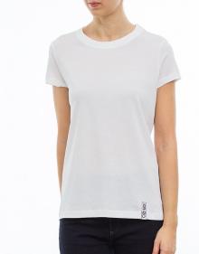 Camiseta algodón fino - blanco KENZO
