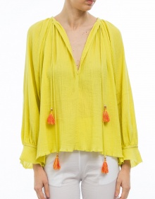 Oversized cotton blouse ZADIG & VOLTAIRE