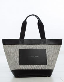 Tote bag - bicolor ALEXANDER WANG