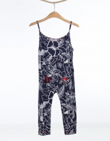 Printed jumpsuit THE HIP TEE