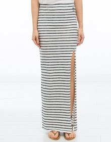 Falda larga rayas THE HIP TEE