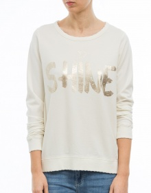 Felpa shine metalico THE HIP TEE
