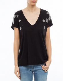 C/T-shirt mc pico estrellas THE HIP TEE