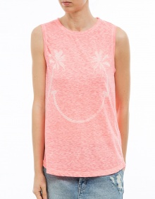 T-shirt sm palmera smile THE HIP TEE
