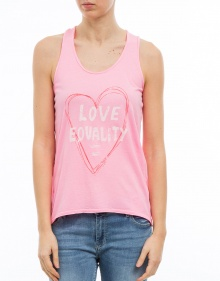 Tank top love THE HIP TEE