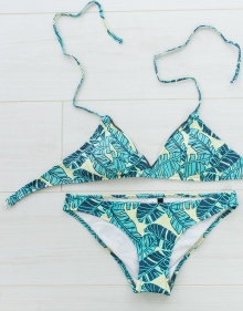 Bikini tropical THE HIP TEE