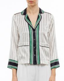 Camisa rayas pijama EQUIPMENT