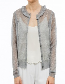 Cardigan FRILL GOLDEN GOOSE DELUXE BRAND