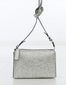 NINA bag - silver GOLDEN GOOSE DELUXE BRAND