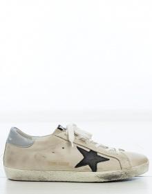 Sneakers estrella negra SUPERSTAR GOLDEN GOOSE DELUXE BRAND