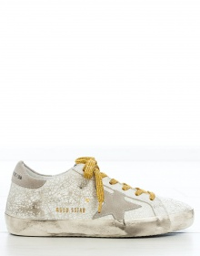 Sneakers crash leather SUPERSTAR GOLDEN GOOSE DELUXE BRAND