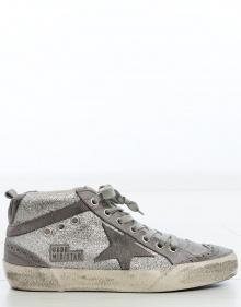 MIDSTAR glitter Sneakers GOLDEN GOOSE DELUXE BRAND