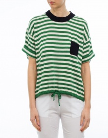 Striped knitted T-shirt ATHE VANESSABRUNO
