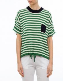Camiseta punto rayas ATHE VANESSABRUNO