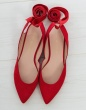 calzado C/ Bailarina cintas STUART WEITZMAN