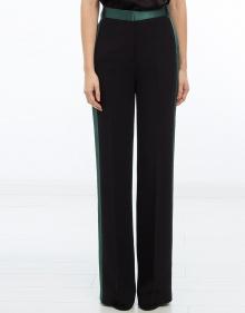 Pantalón franjas lateral - negro V.V. BECKHAM