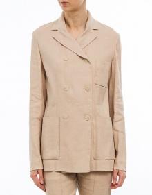 NESSA - Linen blazer - light pink ISABEL MARANT