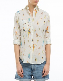 Camisa ml space man G. KERO