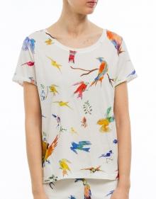 T-shirt mc pájaros G. KERO