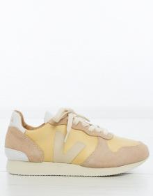 Silk running sneaker - gold VEJA