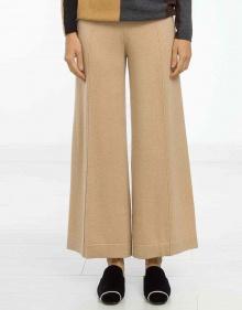 Pantalón amplio punto TWIN-SET