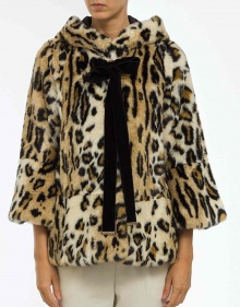 Chaqueta print TWIN-SET