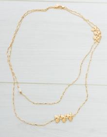 Collar Orquidea LA MORENITA