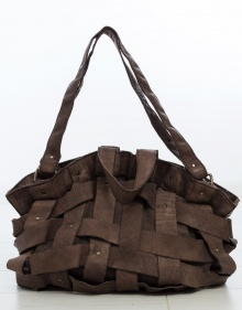 XL Cestona bag - brown MALABABA