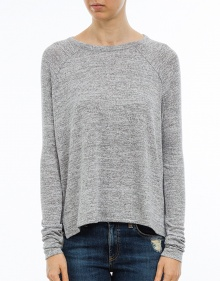 CAMDEN sweatshirt - grey RAG & BONE