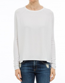 CAMDEN sweatshirt - white RAG & BONE