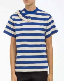 T-shirt GISA GOLDEN GOOSE DELUXE BRAND