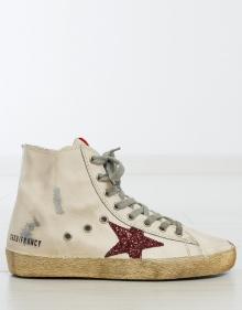 Sneaker Francy - estrella glitter