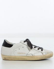 Superstar sneakers - lurex laces GOLDEN GOOSE DELUXE BRAND