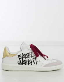 BRYCE Sneaker cordones firma ISABEL MARANT