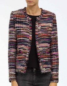 Multicolor jacket IRO