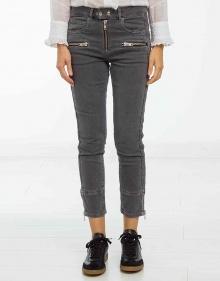 PELONA - Jeans moteros - antracita ISABEL MARANT ETOILE