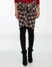 PLACID - Chequered skirt ISABEL MARANT ETOILE