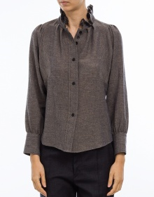 MELPHINE Camisa cuello romántico ISABEL MARANT ETOILE